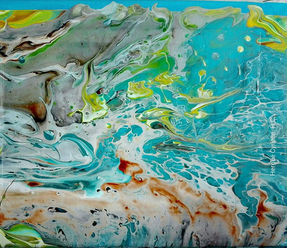 Le Fluid Art