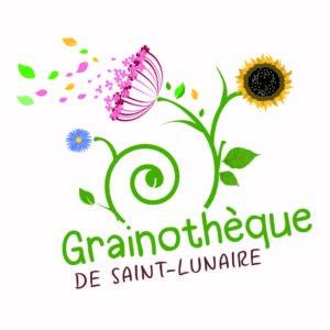 logo grainothèque mediathèque projet instinct graphik cyrielle hergué